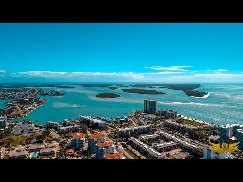 Marco Island Drone Footage | Luxury Real Estate