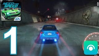 Need for Speed No Limits - Gameplay Walkthrough Part 1 - Campaign: Chapter 1 (iOS, Android)