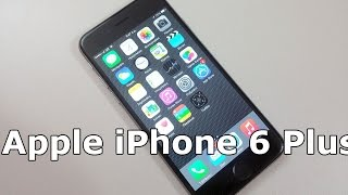 Apple iPhone 6 Plus Hands on Review [Greek] Thumbnail