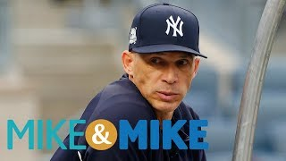 Yankees turn the page on manager Joe Girardi drama | Mike and Mike | ESPN