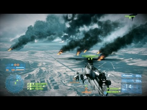 BF3 • AH-1Z VIPER with Mr_Phanthom [Dual View]