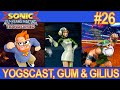 Sonic & All Stars Racing Transformed #26 - Yogscast, Gum & Gilius [60 FPS]