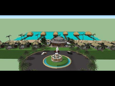 Mozambique resorts 5 star luxury Inhambane Xai Xai Azura private island resort