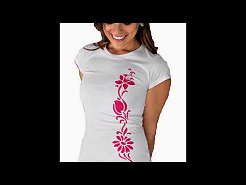 Color Changing Nano Technological T-Shirts