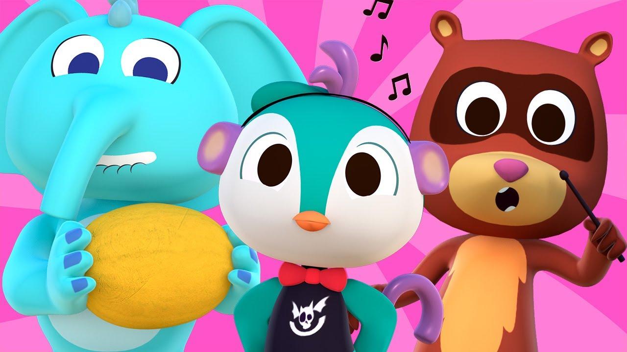 ¡Diversión en el Zoo! ¡A Cantar y Bailar! | Canciones del Zoo