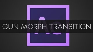 After Effects Tutorial - Gun Morph Transition
