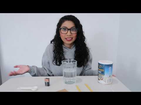 Can Water Be Split Into Hydrogen & Oxygen? | PS Project