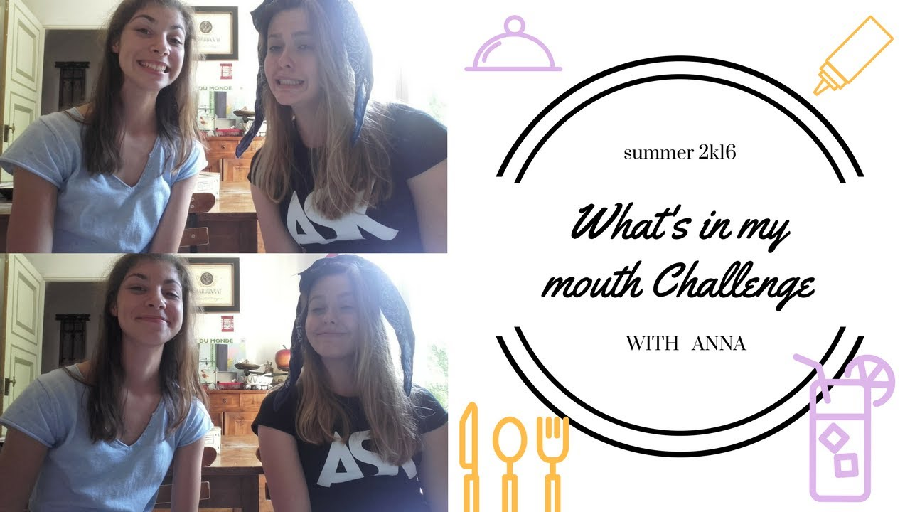 Download What's in my mouth with Anna