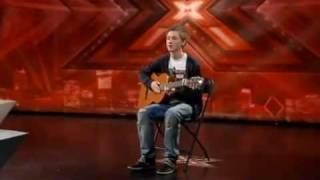 DK X-Factor 2010 - Jesper - A Message (Coldplay.)