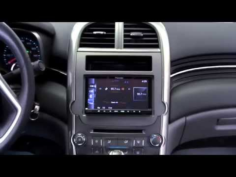 Metra Chevy Malibu stereo dash kits 95 and 99-3314G - YouTube