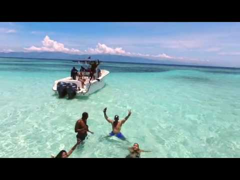 "Boat Excursions - ""Haiti Discovery"""