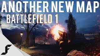 Battlefield 1 New Map! - Prise de Tahure Gameplay