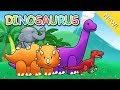 Lagu Anak Indonesia | Dinosaurus