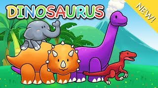 Gambar cover Lagu Anak Indonesia | Dinosaurus
