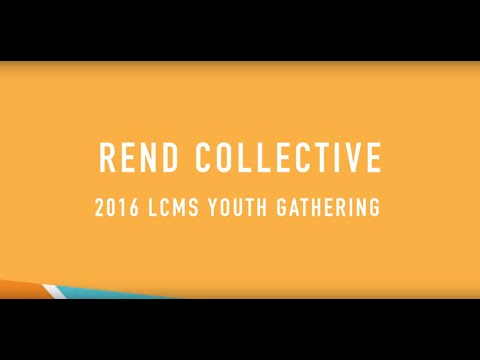 Q&A with Rend Collective