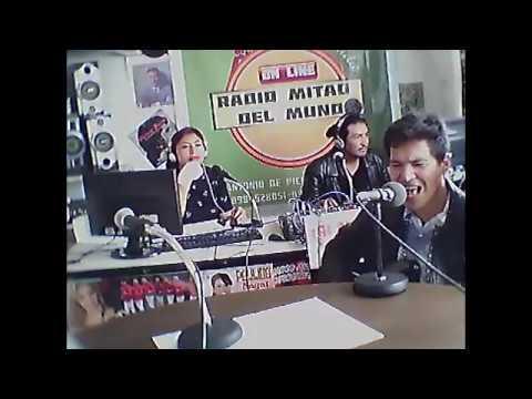 Christian Stephen presenta Peregrinaje en Radio Mitad del Mundo