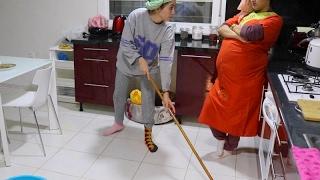 [ Episode 2 ]  Quand la belle fille habite chez sa belle mère.العروسة في دار عجوزتها
