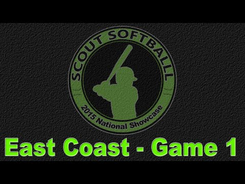 Scout Softball National Showcase - Game 1 - Virginia - 6/22/15