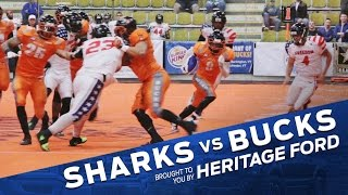 Sharks vs. Bucks | Vermont Bucks | Heritage Ford