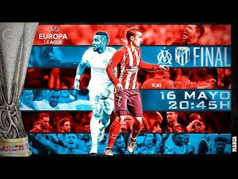 Olympique de marseille vs atletico madrid   europa league final   radio en vivo