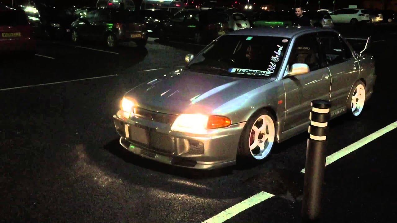 Car Window Wallpaper Mitsubishi Lancer Evo 3 From Hell Youtube
