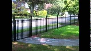 Front Garden Fencing Ideas