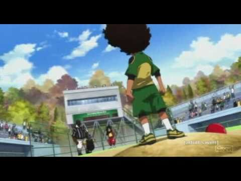 Boondocks: The Red Ball With A Twist