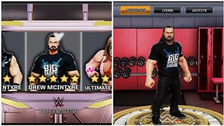 Unlocking New 5 Star Showman Drew McIntyre WWE Mayhem