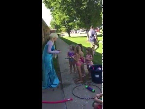 Let It Go - Emily's Bright Futures Preschool Class