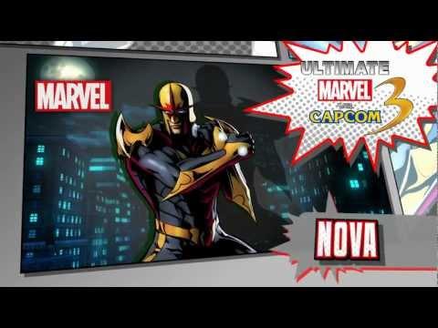 Ultimate Marvel Vs. Capcom 3: Nova