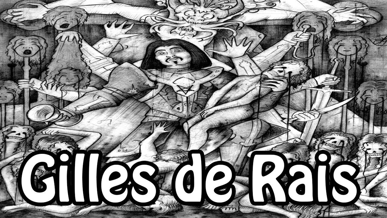 Gilles de Rais: The Nobleman Serial Killer (Occult History Explained)
