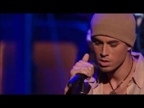 Enrique Iglesias - Escape, Maybe, Hero Live on David Foster's Concert