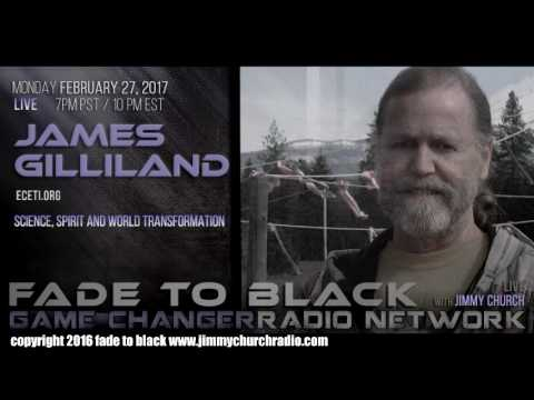 Ep. 615 FADE to BLACK Jimmy Church w/ James Gilliland : ECETI Ranch : LIVE