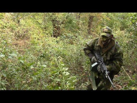 Swedish M90 Camouflage Effectiveness