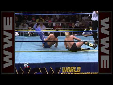The Great Muta and Barry Windham clash in BattleBowl: Starrcade 1992