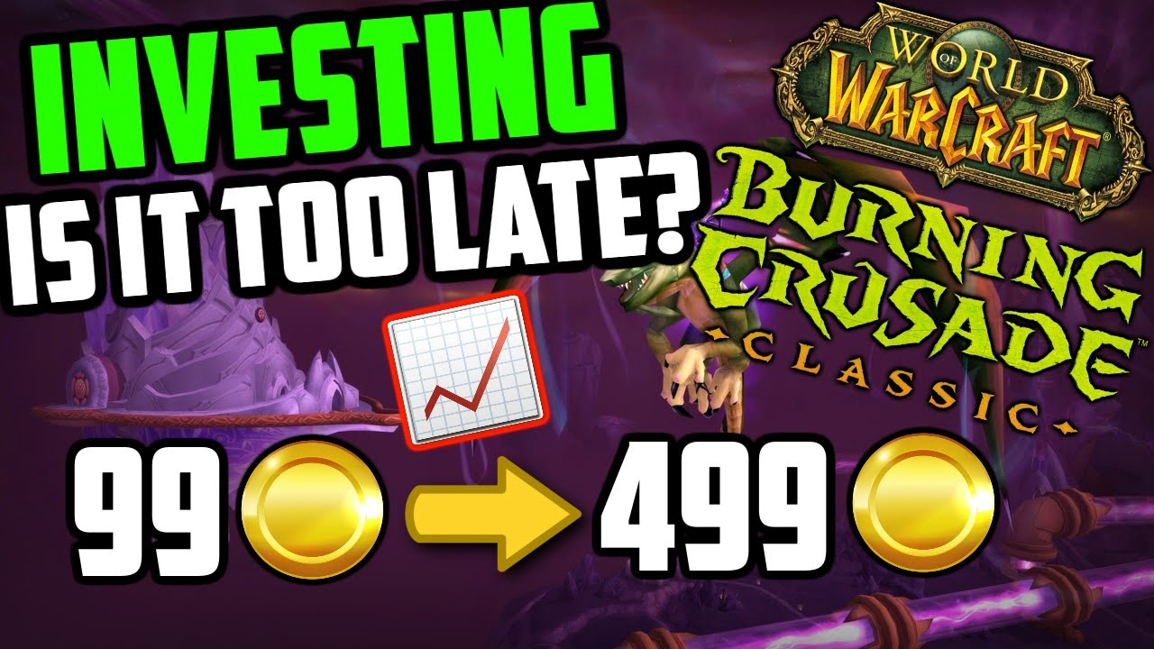 TBC Investments - is it too late to invest for TBC WoW?