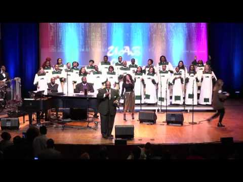"""Valerie T. Smith & UAB Gospel Choir """"God Is"""" Tribute to James Cleveland"""