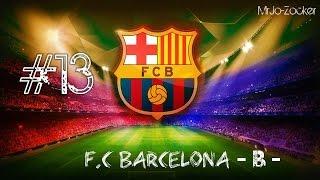 FIFA 15 MANAGER-MODUS -Barca B- #13 - Gegen Betis Sevilla muss ein Sieg her [1080p 60FPS HD]