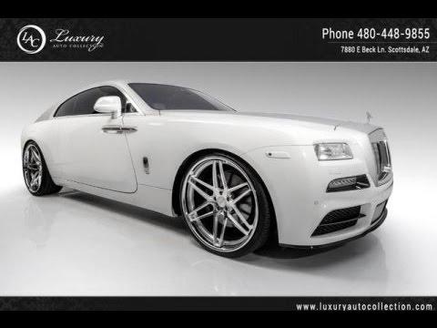 Stock 5608 2015 Rolls Royce Wraith Wraith Mansory