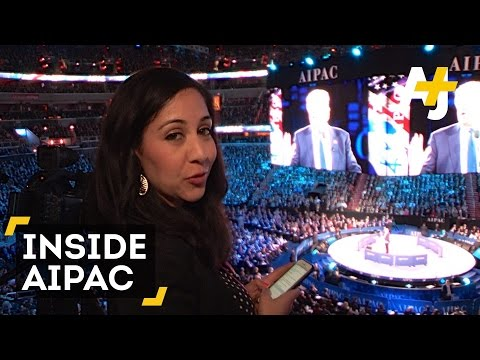 What Really Goes On Inside AIPAC And The Pro-Israel Lobby | AJ+