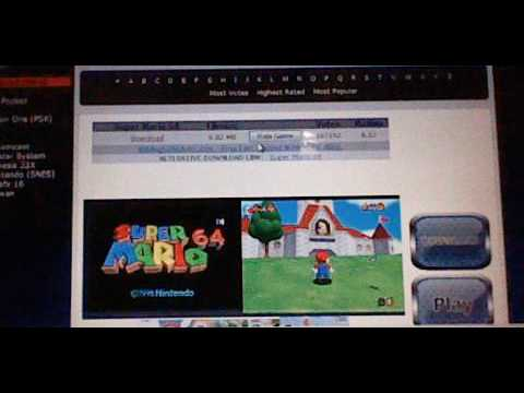 how to get mario 64 on pc
