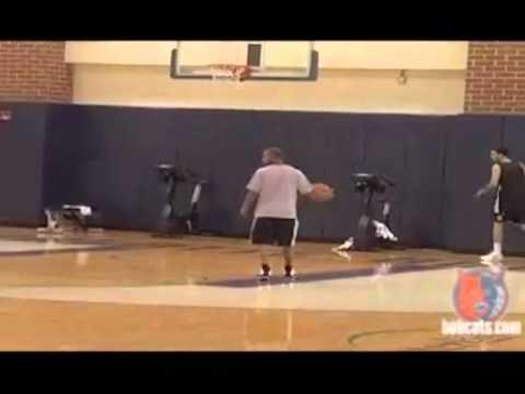 Michael Jordan Teaching Tyler Honeycutt 2011