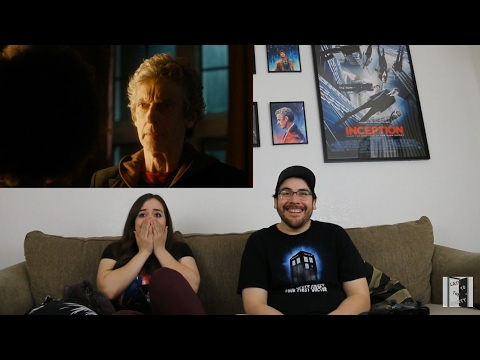 Doctor Who 10x01 THE PILOT - Reaction / Review