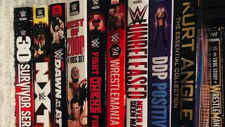 Ranking The WWE DVDs Of 2017