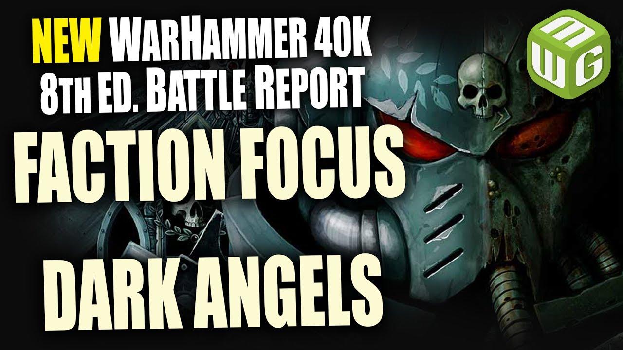 WARHAMMER 40K DARK ANGELS CODEX PDF DOWNLOAD - Best PDF