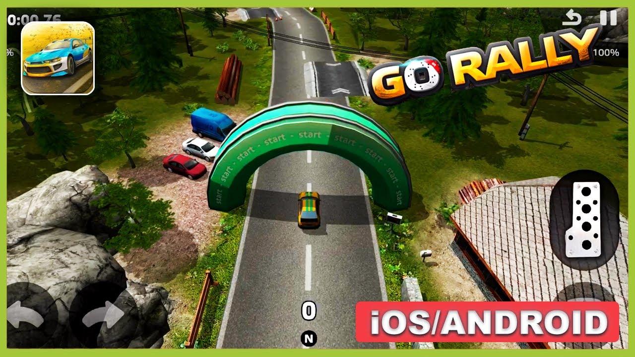 Go Rally Gameplay Walkthrough (Android, iOS) - YouTube