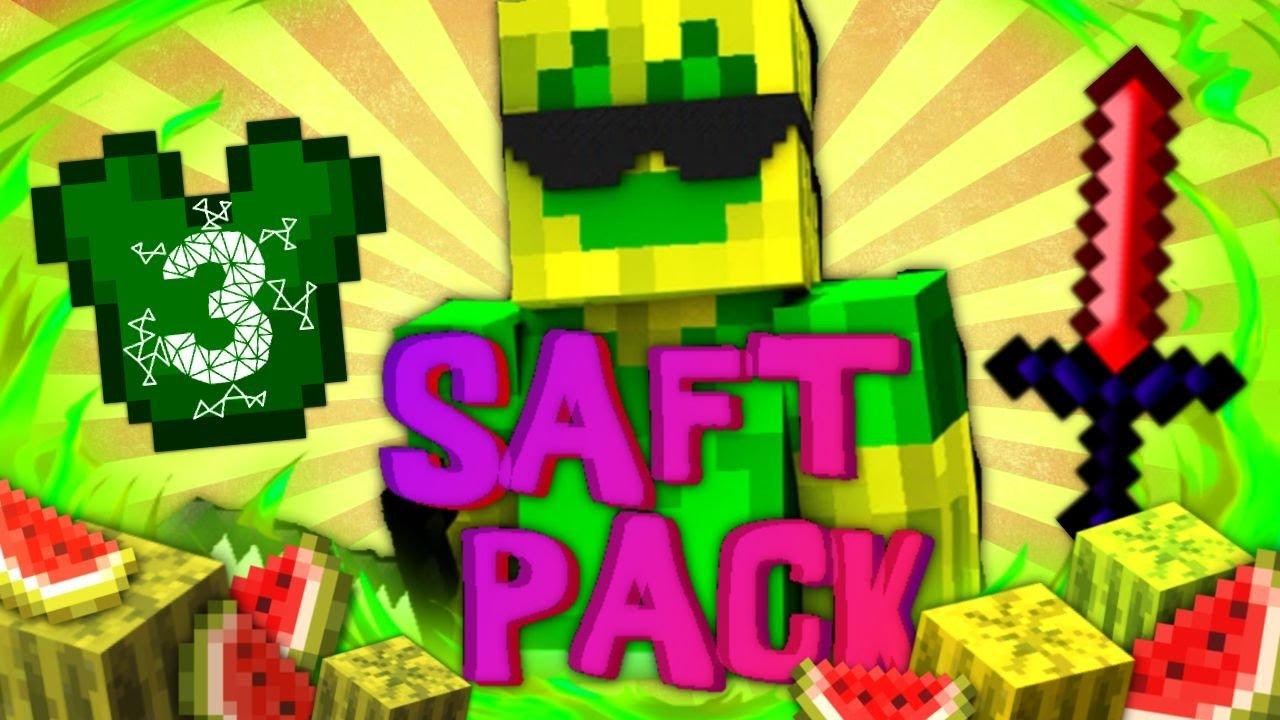 SAFTPACK Von CHAOSFLO Download YouTube - Chaosflo44 skin fur minecraft pe