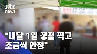 델타 변이 '우세종' 불안…비수도권 27일부터 3단계 시행 / JTBC 아침&
