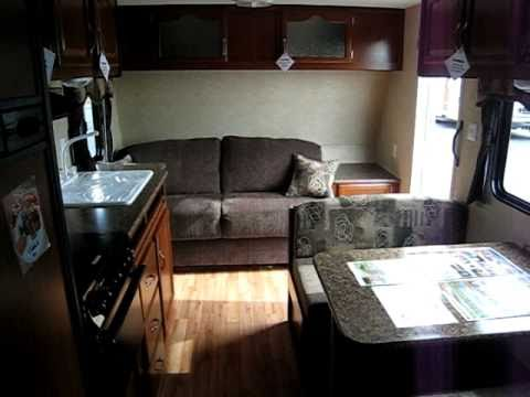 2011 Outdoors Rv Back Country 18f Travel Trailer