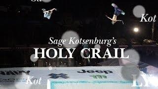 Sage Kotsenburg HOLY CRAIL Ep 5 - X Games with Halldor Helgason - TransWorld SNOWboarding